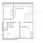 plan 2ème étage