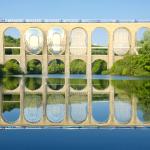 pont oméga - vue extérieure